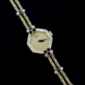 Sapphires & Diamonds Watch by CHOPARD