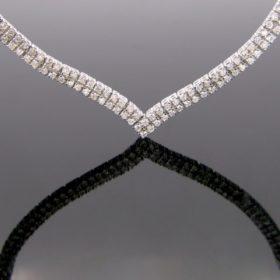 Riviere Diamonds Necklace