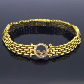 Happy Diamonds Bracelet by CHOPARD