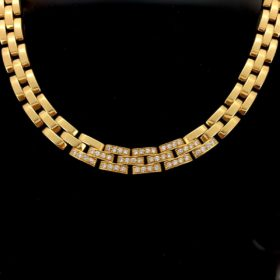 Panthere Diamonds Necklace by CARTIER