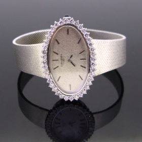 Vintage Diamonds Wristwatch by LONGINES