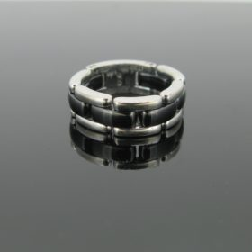 Medium Ultra Ring by CHANEL