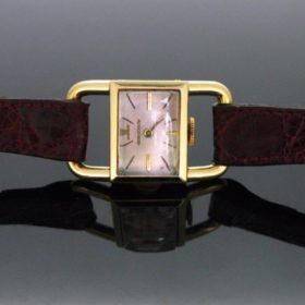 Jaeger-LeCoultre Hermes Etrier Ladies Wristwatch
