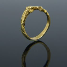 Antique Victorian Horse Ring