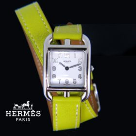 Hermès Cape Cod Double Strap Wristwatch