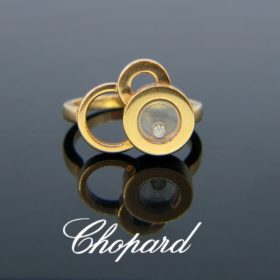 Chopard Happy Dreams Happy Diamonds Ring