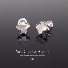 Van Cleef & Arpels Sweet Alhambra Studs