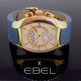 Ebel Ebellissimo Tonneau Men Watch