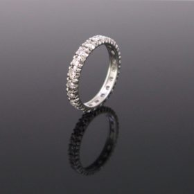 Eternity Diamonds Wedding Ring