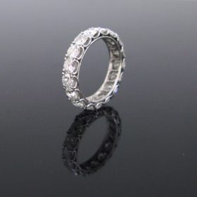 Diamonds Eternity Band Wedding Ring