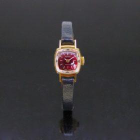 Tissot Ladies Yellow Gold Wristwatch