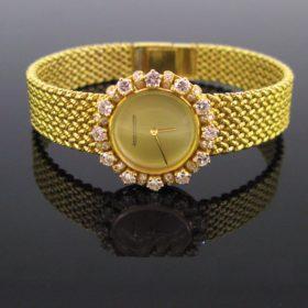 Jaeger LeCoultre Lady Diamond Wristwatch