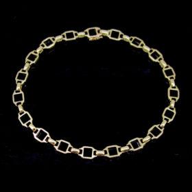 Cartier Santos Links Gold Bracelet